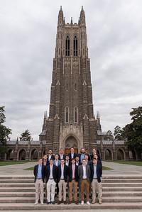 Duke KA Pledge Classes. January 12, 2019. 750_2723