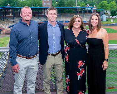 Duke KA Fraternity senior dinner at Rickhouse. May 11, 2019. D4S_3521
