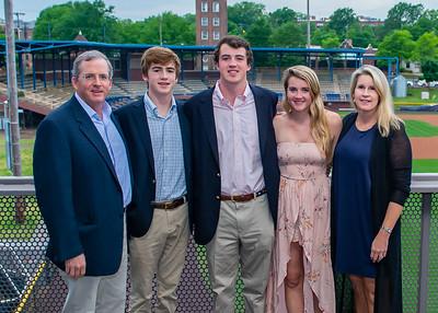 Duke KA Fraternity senior dinner at Rickhouse. May 11, 2019. D4S_3499