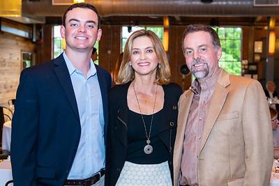 Duke KA Fraternity senior dinner at Rickhouse. May 11, 2019. D4S_3483