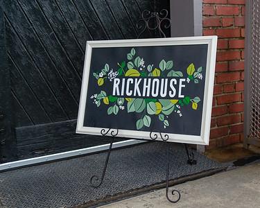Duke KA Fraternity senior dinner at Rickhouse. May 11, 2019. D4S_3439