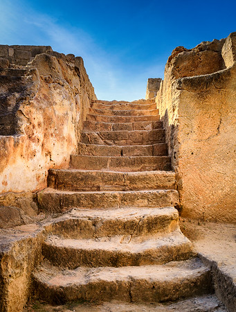 Tombs of the Kings – Paphos, Cyprus