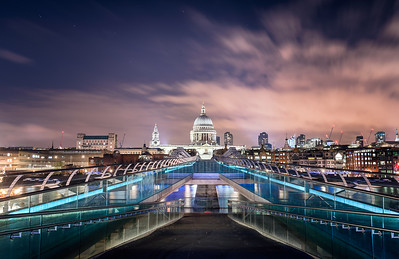St. Paul's Cathedral – London, England
