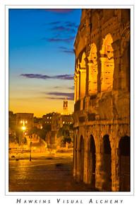 Colosseo at Night2