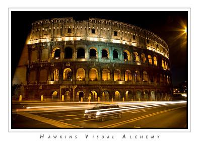 Colosseo at Night1