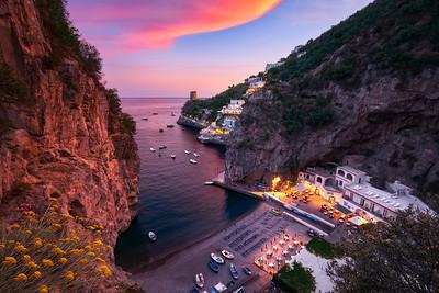 Praiano, Italy