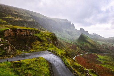 The Quiraing – Isle of Skye, Scotland