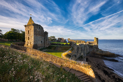 St. Andrews Castle – St. Andrews, Scotland