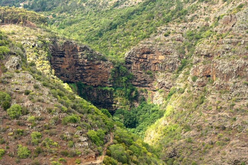SC 311 Heart Canyon, Madeira