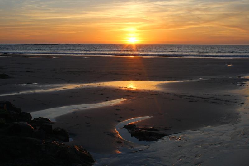 SC 263 Sunset