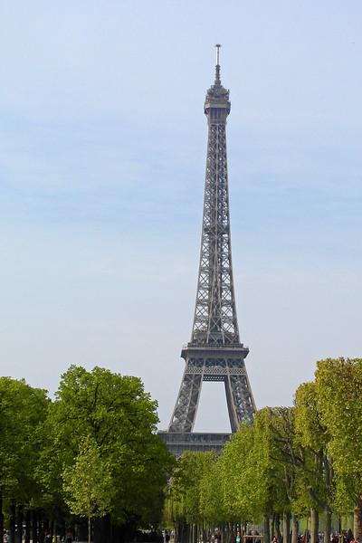 SC 281 Eiffel Tower, Paris, France