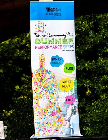 Fairwood Community Park Summer Performance Series