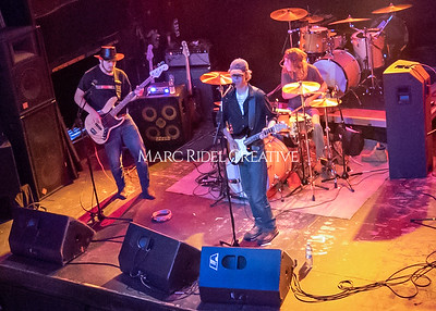 Maintain Your Brain Battle of the Bands winner The Buzzards Band performs at Lincoln Theatre. June 1, 2019. 750_3909