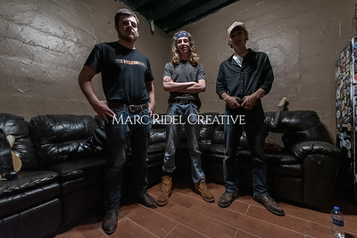 Maintain Your Brain Battle of the Bands winner The Buzzards Band performs at Lincoln Theatre. June 1, 2019. 750_3626