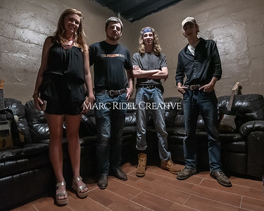 Maintain Your Brain Battle of the Bands winner The Buzzards Band performs at Lincoln Theatre. June 1, 2019. 750_3631