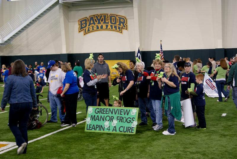Muscle Walk for MDA<br /> Waco, Texas