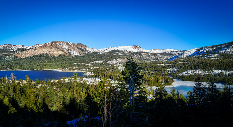 Silver Lake and Thunder Mountain
