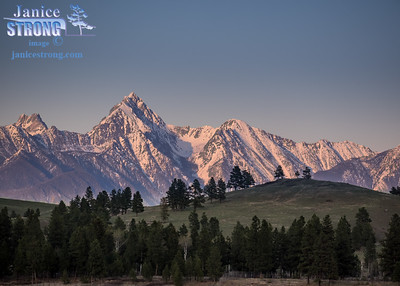 Fisher-Peak  in April-Sunset-4736