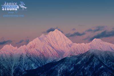 9842 Fisher Peak Crop Alpenglow .