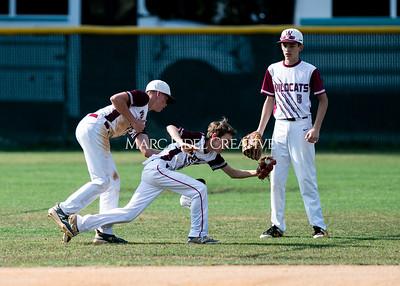 Fuquay-Varina vs West Lake baseball championship at Broughton high School. June 2, 2019. D4S_0285