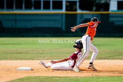 Fuquay-Varina vs West Lake baseball championship at Broughton high School. June 2, 2019. D4S_0247