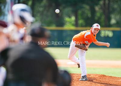 Fuquay-Varina vs West Lake baseball championship at Broughton high School. June 2, 2019. D4S_0209