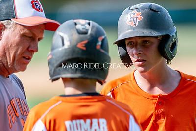 Fuquay-Varina vs West Lake baseball championship at Broughton high School. June 2, 2019. D4S_0338