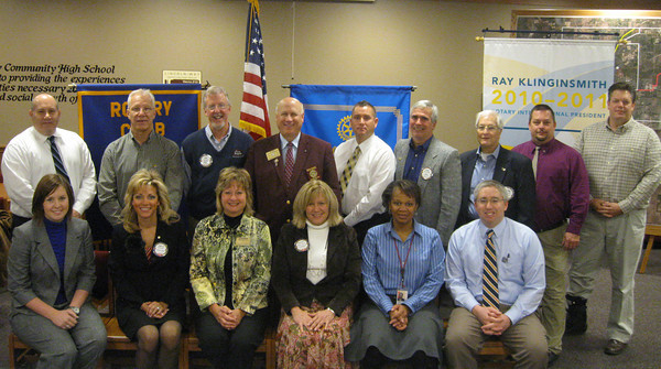 "Tinley Park-Frankfort Rotary Club celebrates milestone:<br /> <br />    The service club, which participates in a broad range of humanitarian, intercultural and educational activities, is celebrating its 35th year of existence.<br /> <br />    ""I am honored to be part of this great organization, which for 35 years has certainly lived up to its motto, 'Service Above Self,' "" said Paul Lyons, president of the Tinley Park-Frankfort Rotary Club. ""We continue to look for opportunities to support our communities in a meaningful way and look forward to the next 35 years."""
