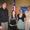 "Tinley Park-Frankfort Rotary awards scholarships to three local students<br /> <br />    Three students who have demonstrated outstanding academic achievement and service to the community were recognized Thursday by the Tinley Park-Frankfort Rotary Club. <br /> <br />    Emily Triolo, a recent graduate of Lincoln-Way East High School; Phillip Heisey a recent graduate at Tinley Park High School; and Megan Godette, a recent graduate of Andrew High School, were honored at the June 18 Rotary Club meeting.<br /> <br />    They were picked from nearly 25 applicants to receive a Rotary scholarship, totaling $600 each.<br /> <br />    ""The Tinley Park-Frankfort Rotary Club is proud to recognize the 2009 scholarship recipients for their outstanding academic achievement and service to the community,"" said Rotary Club President Karen Wegrzyn. ""We wish them success in their college careers and look forward to hearing about their successes in the future.""<br /> <br />   High school seniors who attend Andrew, Lincoln-Way East and Tinley Park high schools are eligible to apply for the Tinley Park-Frankfort Rotary Scholarship each year. They must demonstrate high academic achievement, service above self and need for financial assistance.<br /> <br />    Many of those selected for the Rotary scholarship are active in their school's Interact Club, a Rotary-sponsored service club for young people age 14-18. Interact members participate in community service projects, social functions, fund-raising projects and conventions.<br />  <br />    Triolo, who was involved in Interact Club and National Honor Society at East, plans to attend Loyola University in the fall and pursue a degree in psychology. Heisey has set his sights on a career in the missions field and plans to study aeronautical science at a university in Longview, Texas this fall. Godette has enrolled in pharmacy school at Purdue University.<br /> <br />    ""I plan to keep up my service to the community as well as help others with my degree,"" Godette wrote in a thank you note to the Rotary."
