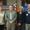 "Tinley Park-Frankfort Rotary Club membership grows<br /> <br />    The Tinley Park-Frankfort Rotary Club inducted two new members. They are Janelle Witry, a personal banker with Old Plank Trail Bank, and Tim Reilly, director of instruction for Lincoln-Way High School District 210.<br /> <br />    ""Janelle and Tim will undoubtedly be tremendous assets to our club,"" said Karen Wegrzyn, Assistant District Governor for Rotary District 6450. ""They are both long-time community residents, and like other Rotarians, are looking to help those who are less fortunate. We're very excited to have them join us."""