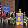 "Tinley Park-Frankfort Rotary recognizes top students<br /> <br />    The Tinley Park-Frankfort Rotary Club presented its 20th Annual Top Ten Gala on March 8, honoring the top 10 percent of graduating seniors from Andrew, Lincoln-Way East, Lincoln-Way North and Tinley Park high schools.<br /> <br />    ""We recognize your hard work and dedication,"" Rotary President Steve Purucker told the group of students and their parents Monday night.  ""You should be extremely proud of what you've accomplished.""<br /> <br />    For the past 20 years, the Tinley Park-Frankfort Rotary has recognized the top 10 percent of graduating seniors from the Tinley Park/Frankfort area. More than 180 students were honored at the Gala, which was held at Lincoln-Way North High School.<br /> <br /> The featured speaker was Tony Dinon who rebuilt his company from a devastating $400K loss. He encouraged students to change the world and leave a lasting impression by becoming a giver, putting other people's wants and desires before their own and showing appreciation to others.<br /> <br />    ""Our world is looking for heroes,"" he said."