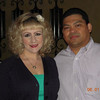 Rotary Club Wine Tasting Event on June 1, 2012:<br /> Event co-chairman JanPaul Ferrer with his wife, Michelle.