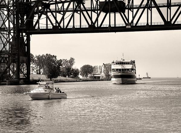 Boats Bridge Flats