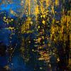 Alternate Starry Night, Ode to Van Gogh, Boat (Hull) II