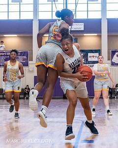 Heritage women's basketball vs St. Fances. John Wall Holiday Invitational championship game. December 29, 2018. MRC_9462