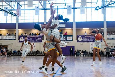 Heritage women's basketball vs St. Fances. John Wall Holiday Invitational championship game. December 29, 2018. MRC_9512