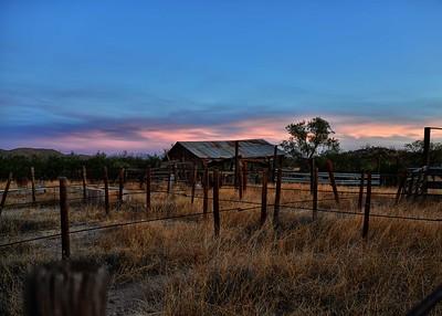 NEA_2308-7x5-Old Barn at Sunrise