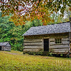 Alex Cole Cabin - Rainy Autumn