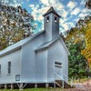 Cades Cove Missionary Baptist Church - Fall