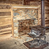 Wood Stove - Becky Cable House
