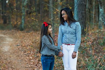 Christmas Mini Photo Session, Fort Yargo State Park, Winder, GA