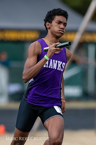Wake County Track and Field Championships at Green Hope High School. March 30, 2019. D4S_8452