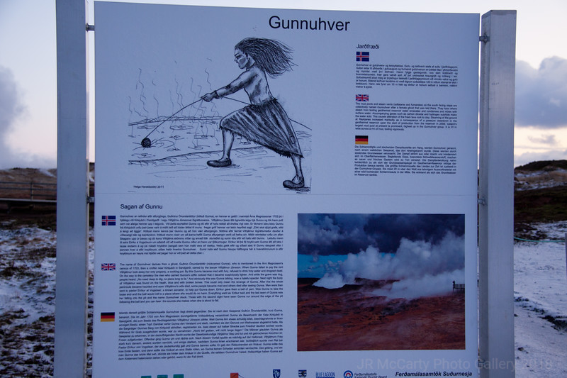 Gunnuhver Mud Springs