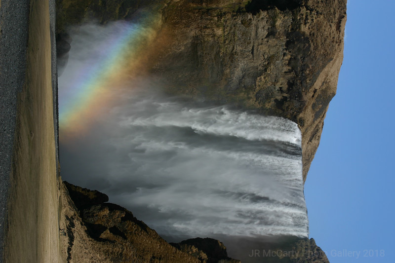 Iceland Water falls