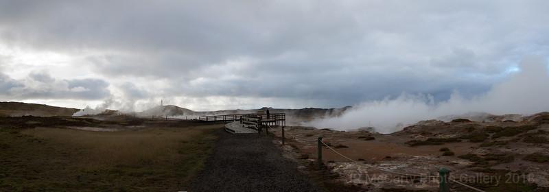 Gunnuhver Mud Springs