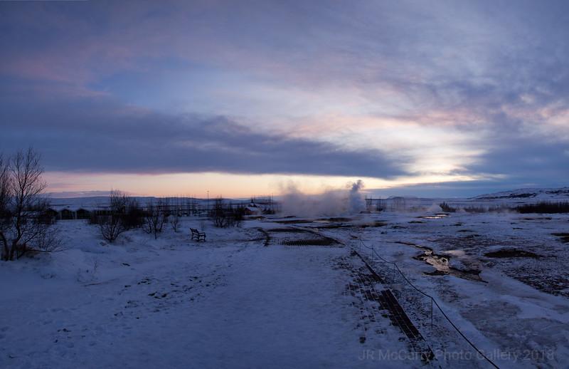 Iceland buildings