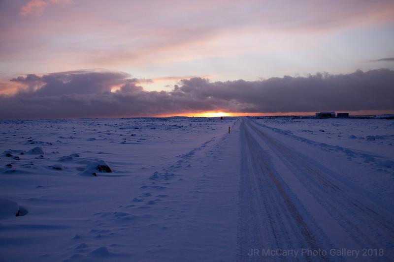 Iceland Sunrise /Sunset