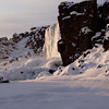 Pingvellir Waterfalls