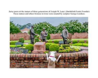 Jazzy Explores Smithfield page 23 Art
