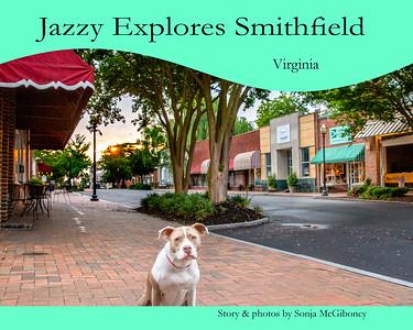 Jazzy Explores Smithfield cover1
